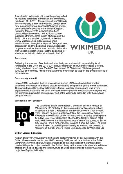 File:WMUK Summary, WikiConference UK 2011.pdf
