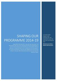 Shaping our programme 2014.pdf